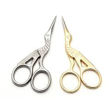 2 шт Нержавеющая сталь <b>ножницы</b> для стрижки <b>бровей</b> Eye ...