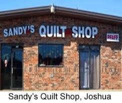 Texas Quilt Shops - Quilters' Travel Companion &  Adamdwight.com