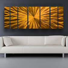 lofty abstract metal wall art wild flowers 44 x24 modern sculpture decor cosmic energy copper candy 68 large paint uk
