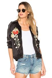 blanknyc embroidered er jacket own the night women blanknyc quilted faux leather moto jacket
