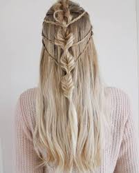 Модные прически красивое плетение косичек с фото Прически косички