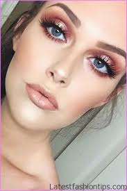 full glam makeup tutorial dresses from