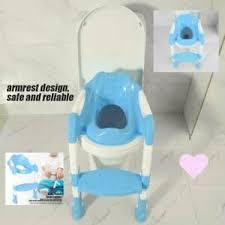Das gesamte design wurde sowohl vom tüv als auch dem manche toilettensitze für kinder sind an eine treppe angeschlossen. Toilettentrainer Kinder Toilettenstuhl Toilettensitz Mit Treppe Wc Sitz Kinder Ebay