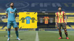 FIFA 17 KAA Gent - KV Mechelen - YouTube
