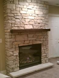 appealing stacked stone fireplace outdoor stone fireplaces stacked large size of cool interior design gas fireplace ledge stone veneer interior fireplaces