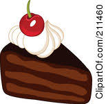 chocolate cake clipart. Brilliant Chocolate Download Slice Of Chocolate Cake Clipart And 3