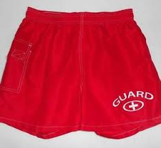 Details About New Boardshorts Large Girls Youth Red Waterpro Guard Board Shorts 31005 L Nwt