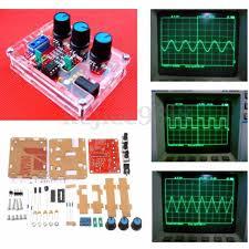 xr2206 dds function signal generator diy kit sine triangle square wave 1hz 1mhz