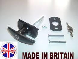 garage door lock handle. Image Is Loading NEW-CARDALE-T-Handle-Garage-Door-Lock-75mm- Garage Door Lock Handle R