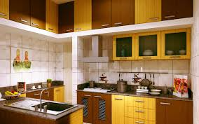 Modular Kitchen Interiors Sri Vinayaga Interior Kitchen Interior Designers In Madurai