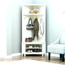storage bench with coat rack entryway ikea build kings brand corner hallway