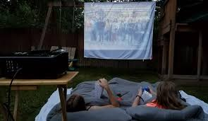 tips and secrets from our experience putting together a diy backyard screen for outdoor family