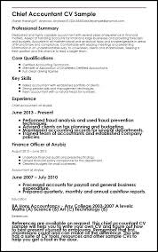 Accountant Resume Samples Accountant Resume Examples Staff ...