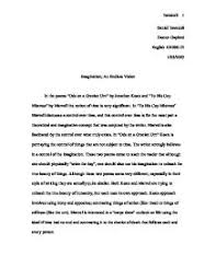 imagination an endless vision in the poems ode on a grecian urn  page 1 zoom in