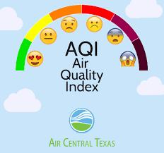 Air Quality Index (AQI) - Air Central Texas