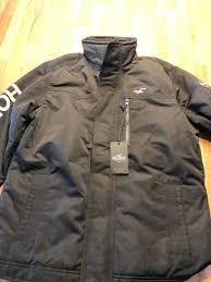 hollister men s jacket