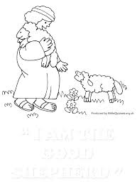 The Lord Is My Shepherd Coloring Page Psalms Pages Bible View Psalm