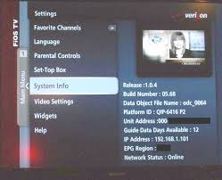 verizon fios tv review and photo gallery scott hanselman we are finally out from under comcast cable and have just hooked up verizon s new fiber optic based fios tv there s a long waiting list in my state