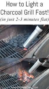 What Do You Need To Light A Charcoal Bbq How To Light A Charcoal Grill Fast Erin Spain