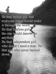 Being An Independent Girl Quotes 24 Inspirational Strong Women Quotes With Images Independent Women 3