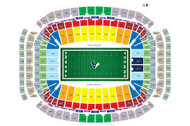 Nfl Super Bowl Seating Chart Nrg Seating Chart Elite Events Tickets