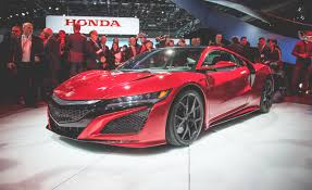 Acura Nsx – pictures, information and specs - Auto-Database.com