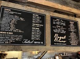 How to make cold brew coffee. Online Menu Of Bagel Bruno Foxtail Coffee Restaurant Orlando Florida 32804 Zmenu