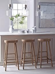 precious wooden breakfast bar stools 9
