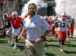Image result for 2019 miami hurricanes spring game
