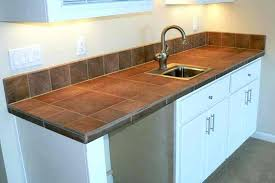 ceramic tile countertops nice kitchen with square ceramic tile and sink with faucet laying ceramic tile ceramic tile countertops