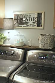 The Mundane. Laundry Room ...