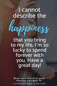 65 Good Morning Messages Start Your Day With A Loving Touch