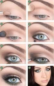 jungle fever green eyes makeup