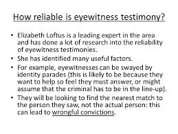 eyewitness testimony essay psychology essay examples process essay example paper reflective slb etude d avocats how age affects eye