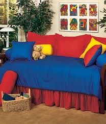 daybed bedding set from the primary colors collection