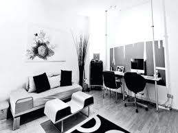 black and white office. Black White Office Decor And Decorating Ideas With Resolution 1920x1440 Desk Furniture E