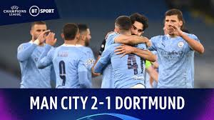 Manchester City v Dortmund (2-1) | Foden Strikes In Stoppage Time! |  Champions League Highlights - The Global Herald