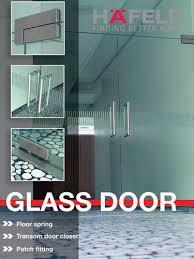 hafele glass door fittings finish type stainless steel