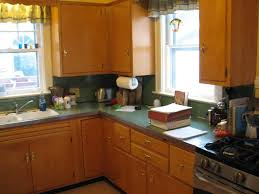 1950s Kitchen Furniture Should I Paint 1950s Maple Cabinets White