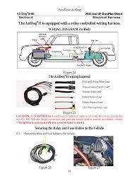 the airdog, pureflow airdog airdog, wiring diagram (in red airdog replacement parts at Airdog 2 Wiring Harness