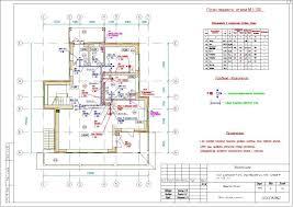 Курсовые и Дипломные проекты Коттеджей Архив проектов домов  Скачать>>> Рабочий проект Вентиляция коттеджа