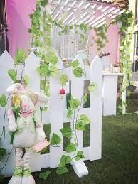 the secret garden birthday party ideas
