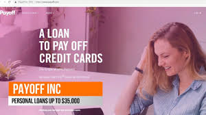 Loan To Payoff Credit Cards Payoff Inc How To Pay Off Credit Card Debt And Increase Fico Score