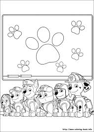 Paw Patrol Coloring Pictures 387 Jaw Dropping Paw Patrol Printable