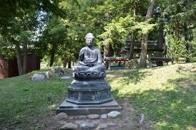 garden buddha statues. Buddha Statue In The Japanese Garden Statues
