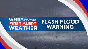 FIRST ALERT: FLASH FLOOD WARNING issued ...