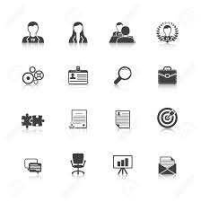 interview icon images stock pictures royalty interview interview icon human resources personnel selection strategy and professional people management black icons collection abstract