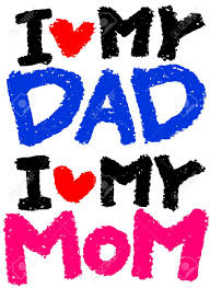i love my mom and dad clipart hd clipartfox i love my dad i love my mom