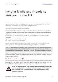 Sample Invitation Letter For Relatives Gallery Invitation Sample
