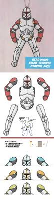 create your own superhero puppet the flash great diy create your own star wars clone trooper paper puppet